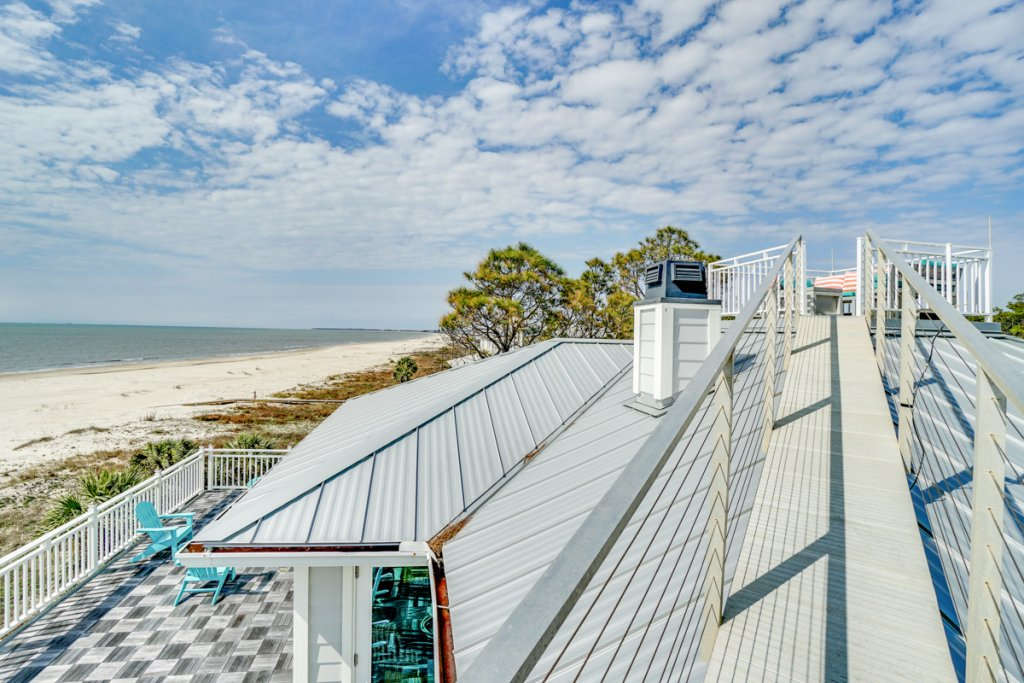 Photo of a Cape San Blas House named Indian Sunsets - This is the forty-second photo in the set.