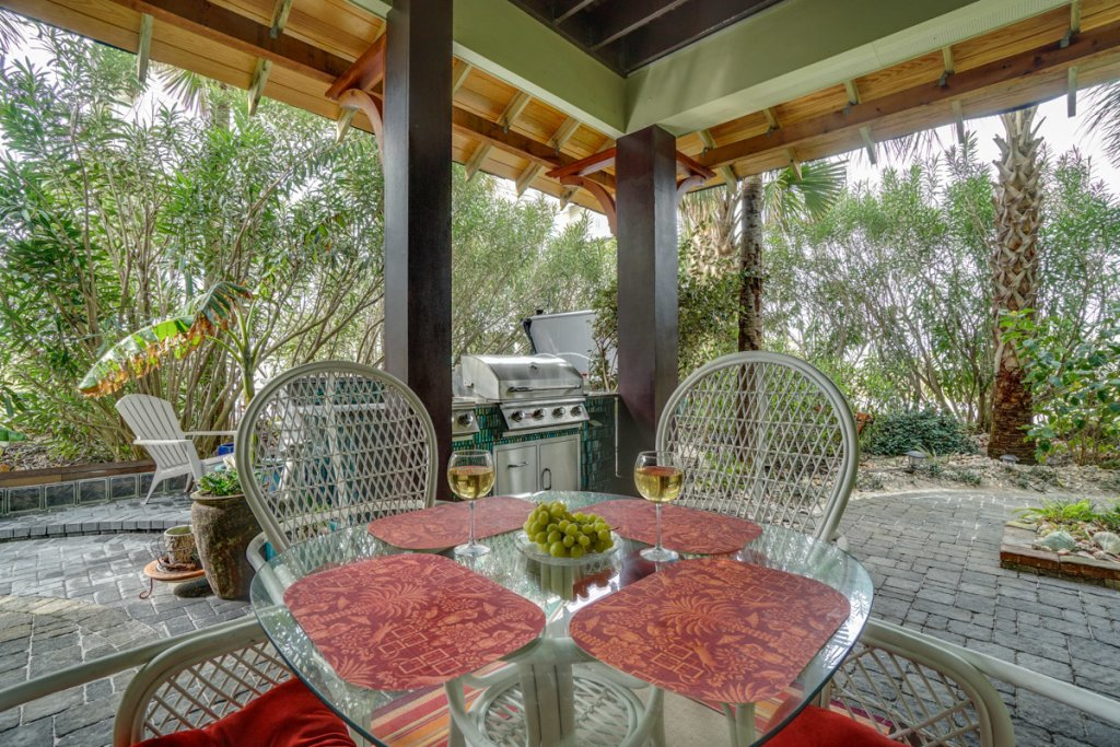 Photo of a Cape San Blas House named Private Oasis - This is the thirty-first photo in the set.
