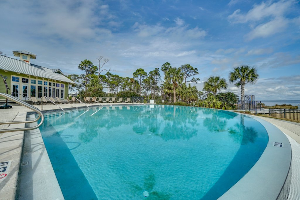 Photo of a Cape San Blas House named Private Oasis - This is the forty-first photo in the set.