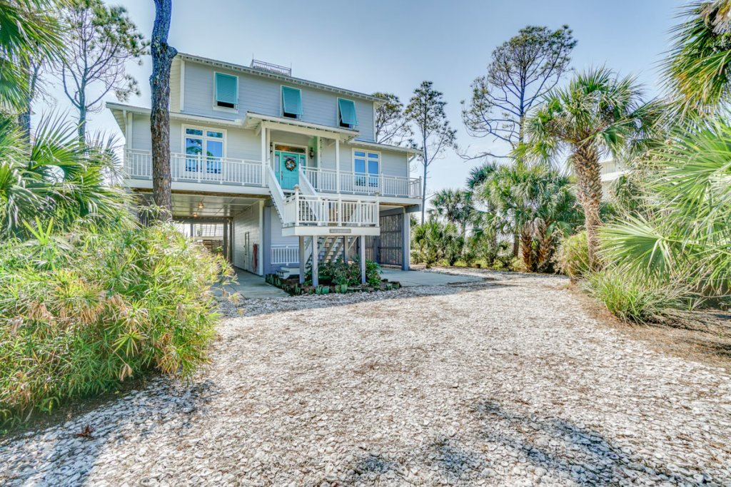 Photo of a Cape San Blas House named Indian Sunsets - This is the fifty-first photo in the set.