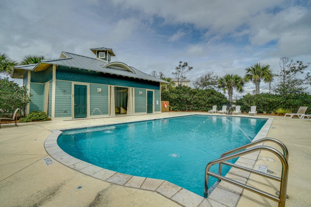 Photo of a Cape San Blas House named Private Oasis - This is the forty-third photo in the set.