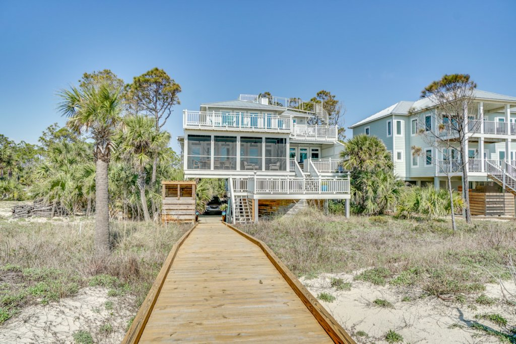 Photo of a Cape San Blas House named Indian Sunsets - This is the forty-sixth photo in the set.