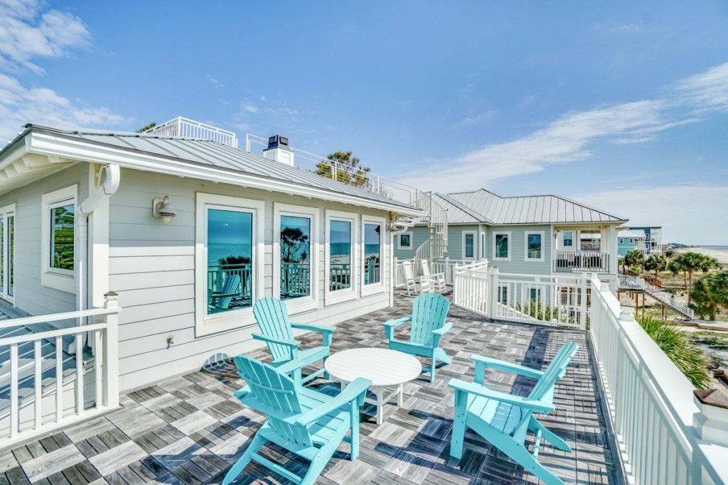 Photo of a Cape San Blas House named Indian Sunsets - This is the thirty-ninth photo in the set.
