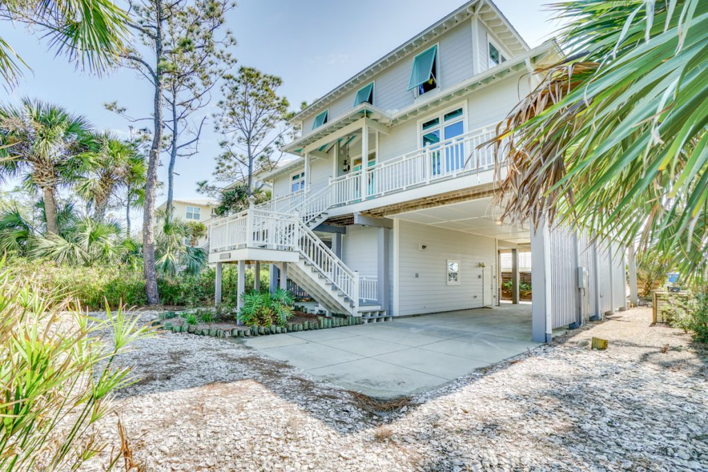 Photo of a Cape San Blas House named Indian Sunsets - This is the fifty-second photo in the set.