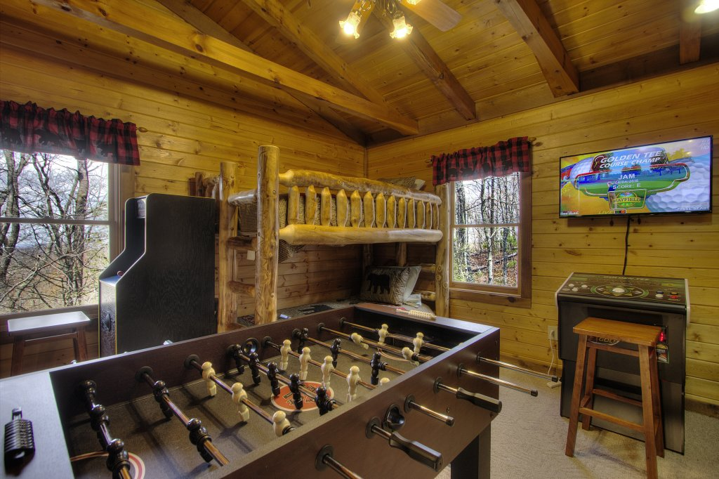 Photo of a Gatlinburg Cabin named Almost Heaven #205 - This is the sixth photo in the set.