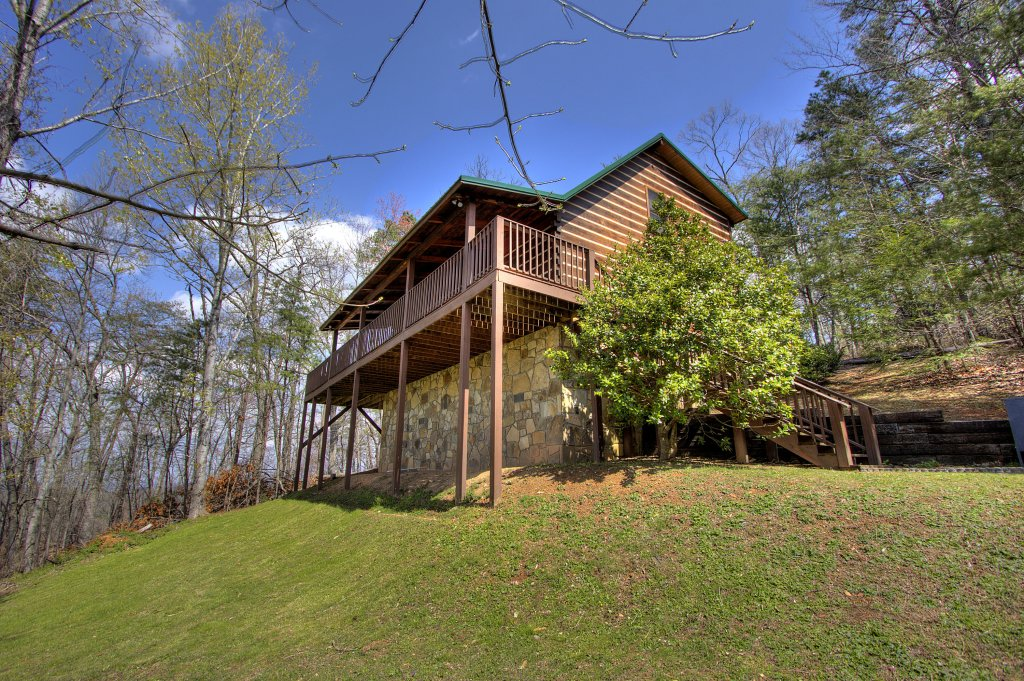 Photo of a Gatlinburg Cabin named Almost Heaven #205 - This is the fifty-seventh photo in the set.
