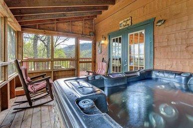 Huckleberry Ridge - 2 Bedrooms, 2 Baths, Sleeps 8
