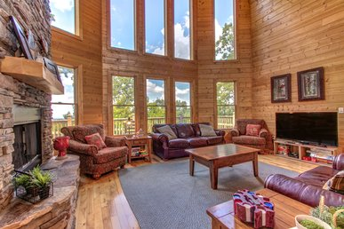 Blue Ridge Retreat Cabin