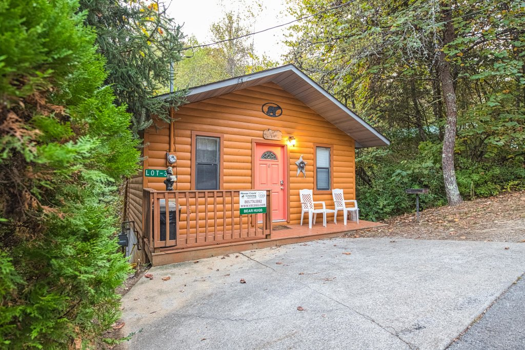 Photo of a Pigeon Forge Cabin named Bear Hugs Cabin - This is the second photo in the set.