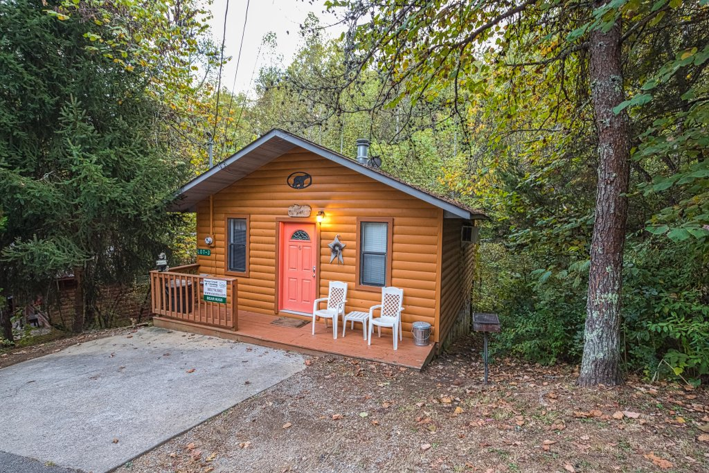 Photo of a Pigeon Forge Cabin named Bear Hugs Cabin - This is the fifteenth photo in the set.