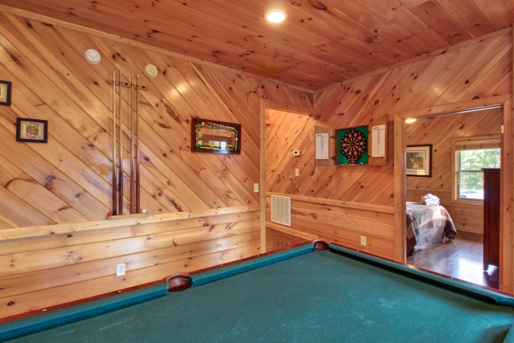 Photo of a Sevierville Cabin named Inspiration Point Cabin - This is the thirtieth photo in the set.