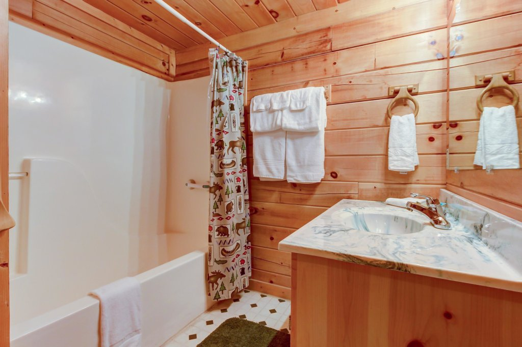 Photo of a Sevierville Cabin named A Point Of View Cabin - This is the eighteenth photo in the set.