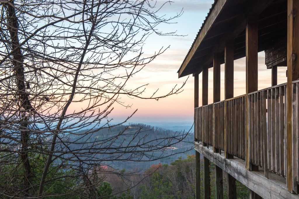 Photo of a Sevierville Cabin named A Point Of View Cabin - This is the eleventh photo in the set.