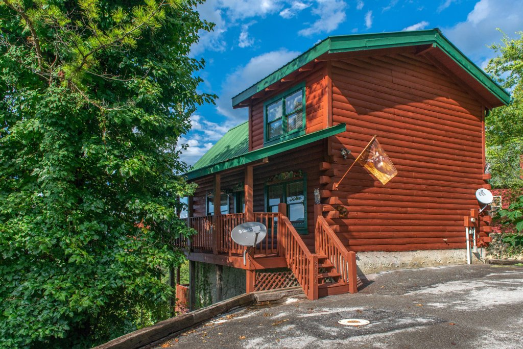 Photo of a Sevierville Cabin named A Point Of View Cabin - This is the thirtieth photo in the set.