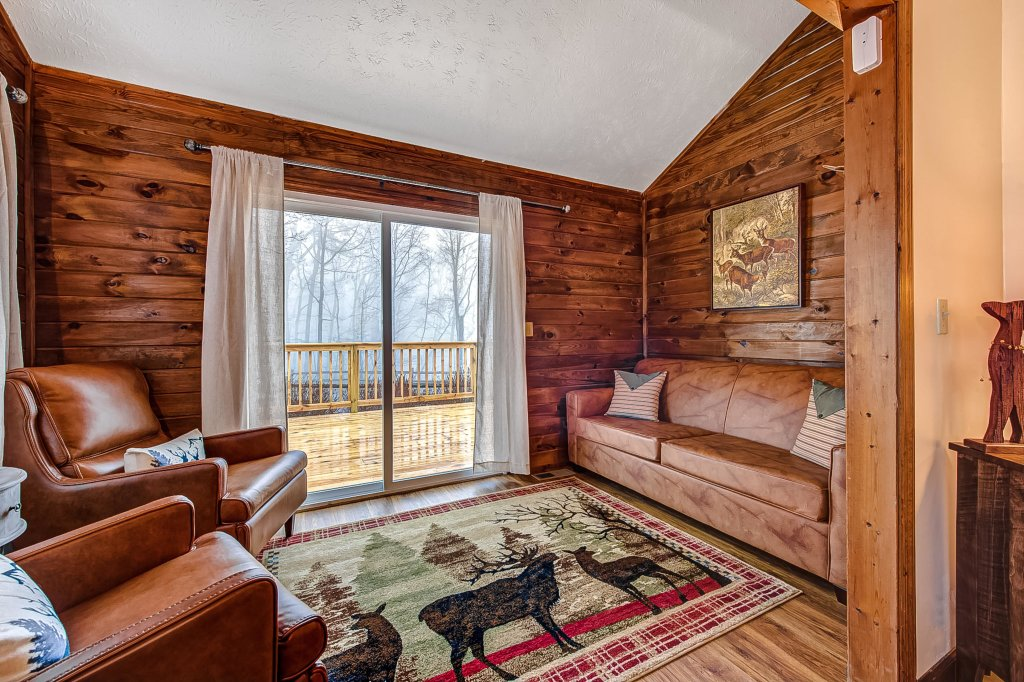 Photo of a Pigeon Forge Cabin named Mountain Vista Lodge - This is the twelfth photo in the set.