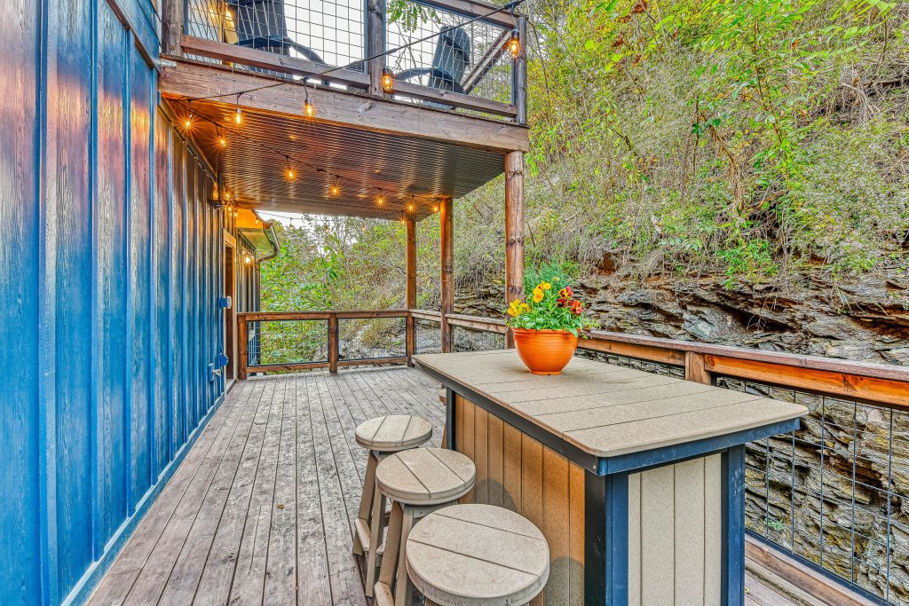 Photo of a Gatlinburg Cabin named The Blue Spruce - This is the thirtieth photo in the set.