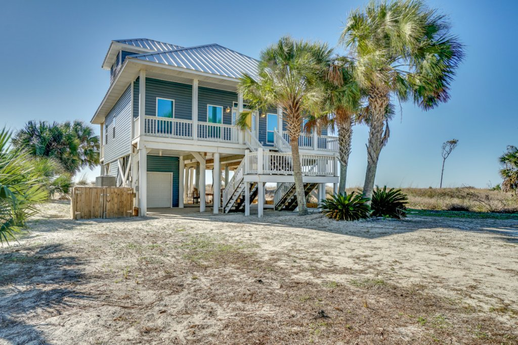 Photo of a Cape San Blas House named Three Palms - This is the first photo in the set.