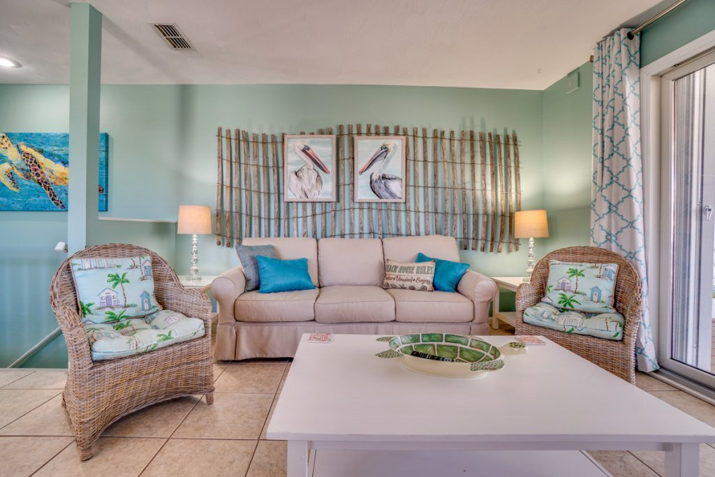 Photo of a Cape San Blas Condo named Unwind - This is the third photo in the set.