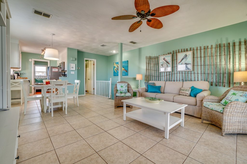 Photo of a Cape San Blas Condo named Unwind - This is the fourth photo in the set.
