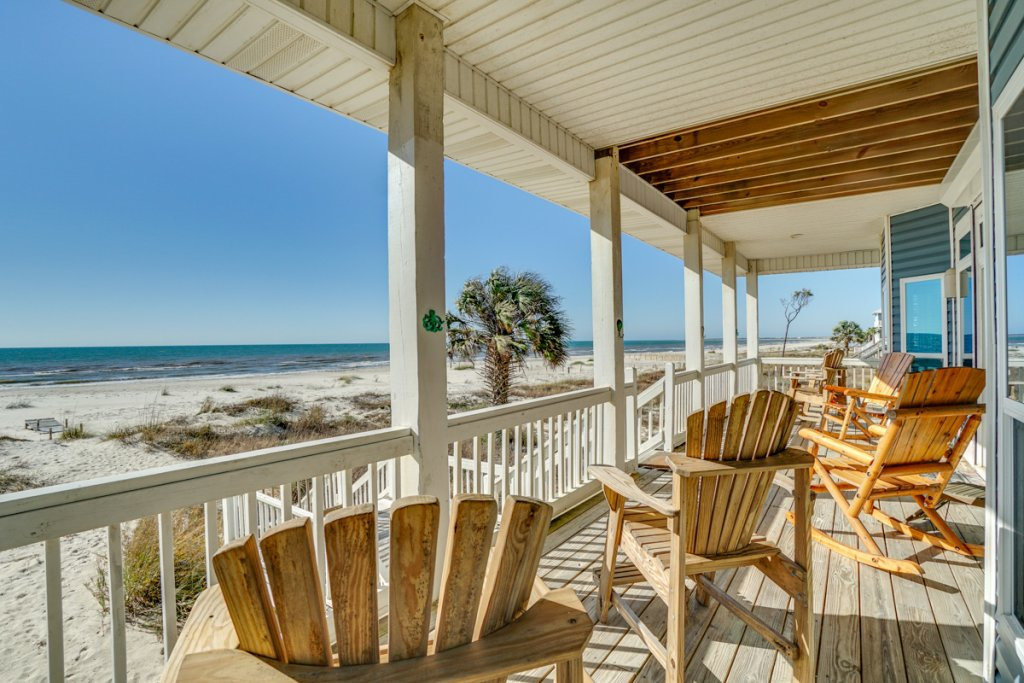 Photo of a Cape San Blas House named Three Palms - This is the forty-third photo in the set.