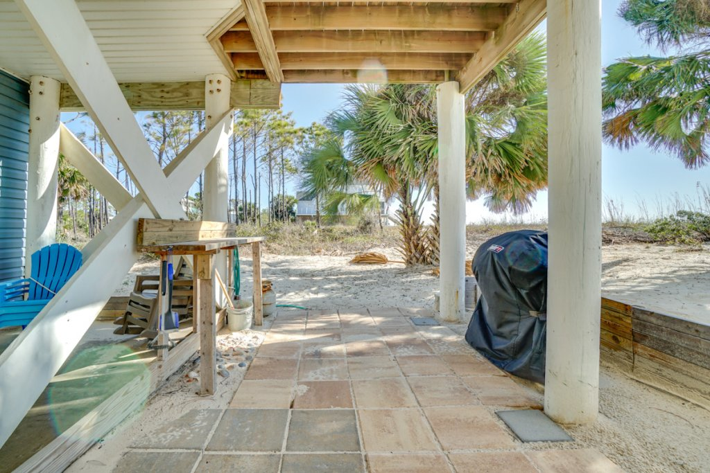 Photo of a Cape San Blas House named Three Palms - This is the fifty-first photo in the set.