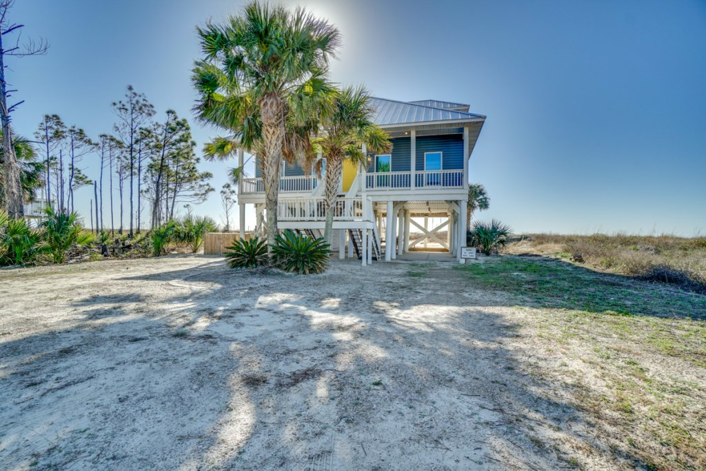 Photo of a Cape San Blas House named Three Palms - This is the fifty-fifth photo in the set.