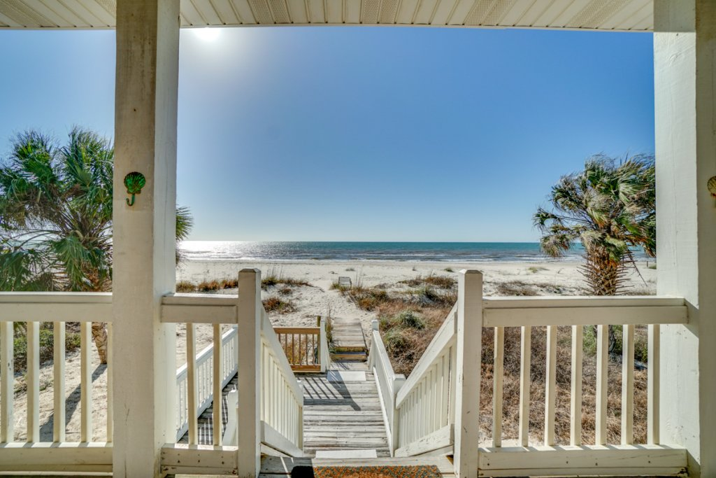 Photo of a Cape San Blas House named Three Palms - This is the forty-sixth photo in the set.