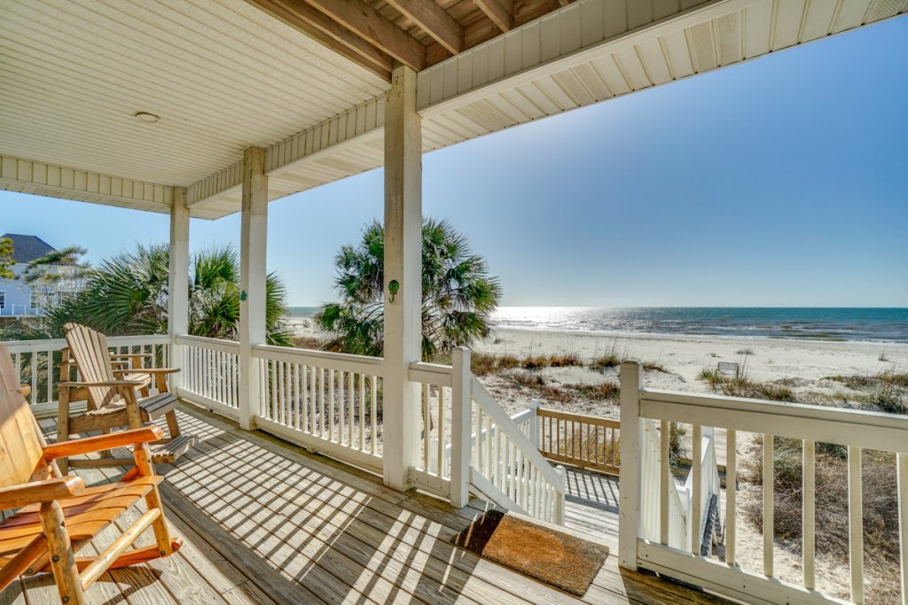 Photo of a Cape San Blas House named Three Palms - This is the forty-fourth photo in the set.