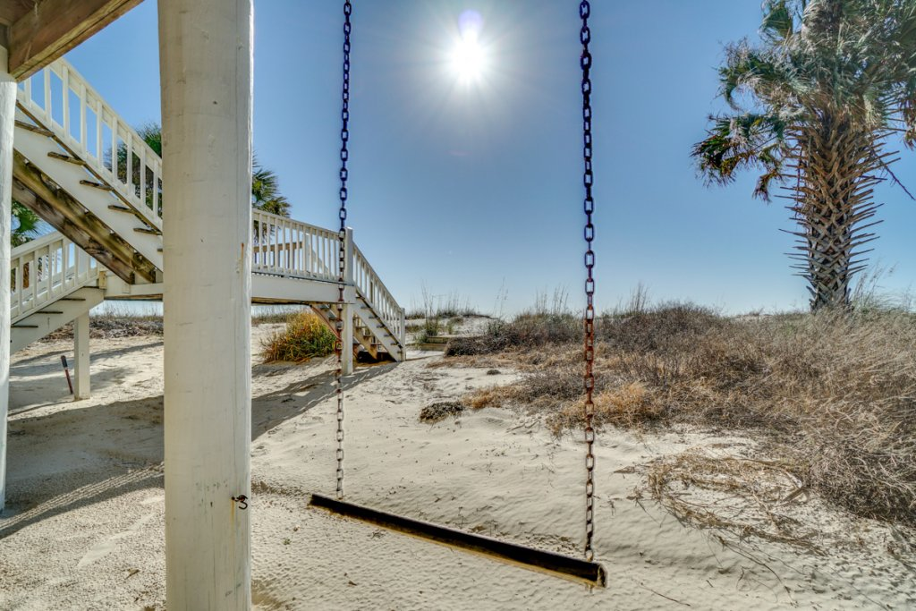 Photo of a Cape San Blas House named Three Palms - This is the fiftieth photo in the set.