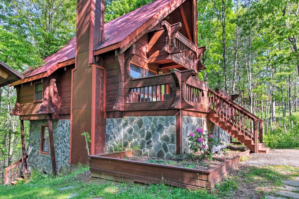 Photo of a Gatlinburg Cabin named Queen Of The Hills The Perfect Cabin - This is the thirty-third photo in the set.