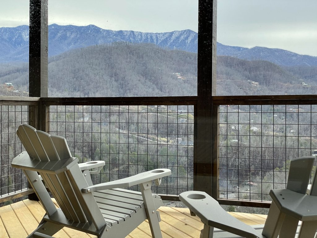 Photo of a Gatlinburg Cabin named Love On The Horizon - This is the twentieth photo in the set.