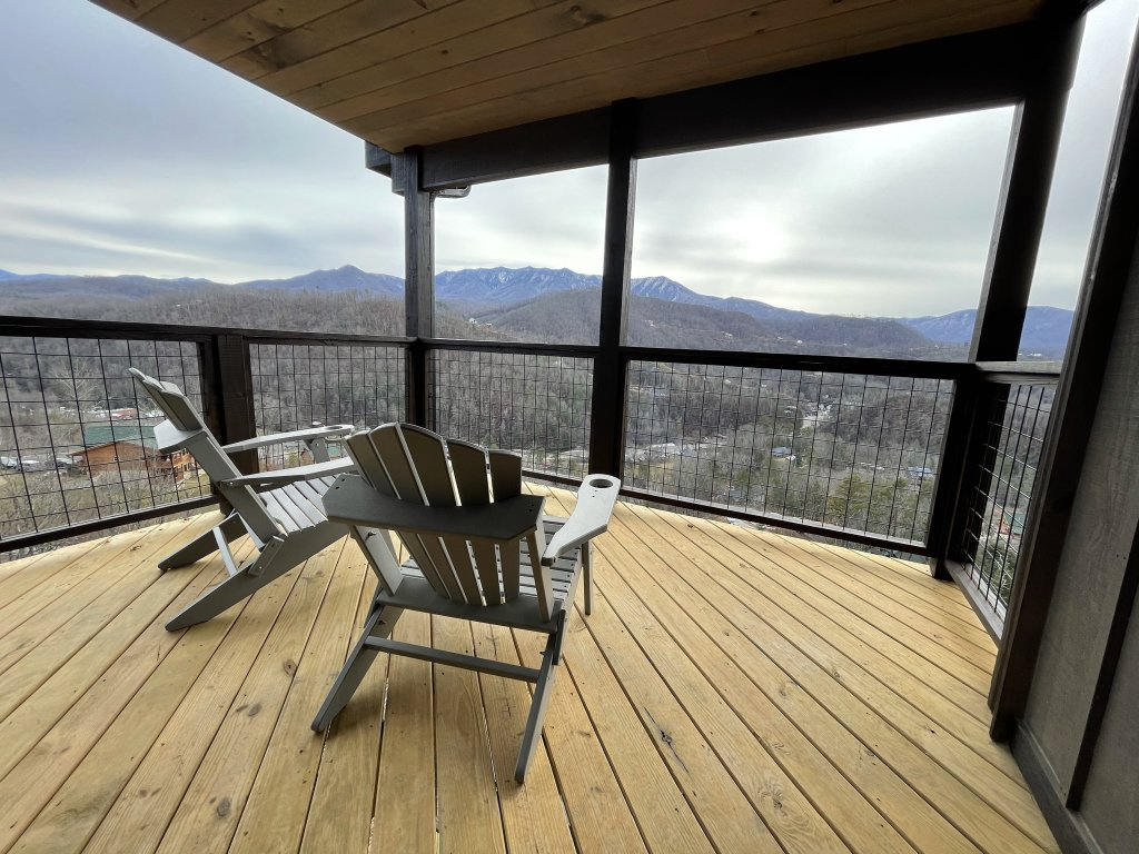 Photo of a Gatlinburg Cabin named Love On The Horizon - This is the twenty-fourth photo in the set.
