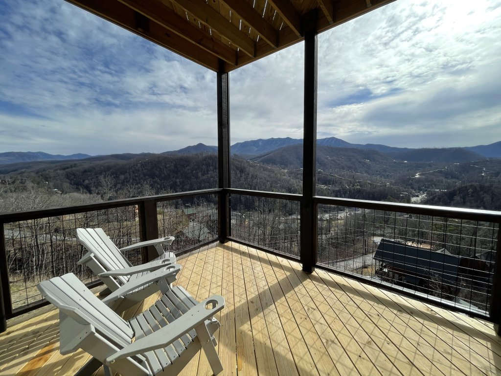 Photo of a Gatlinburg Cabin named Love On The Horizon - This is the forty-third photo in the set.