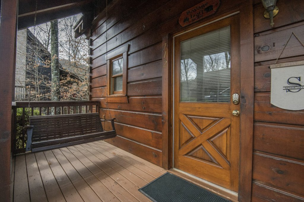 Photo of a Pigeon Forge Cabin named  Savage Loft (was Sweet Serenity) - This is the twenty-ninth photo in the set.
