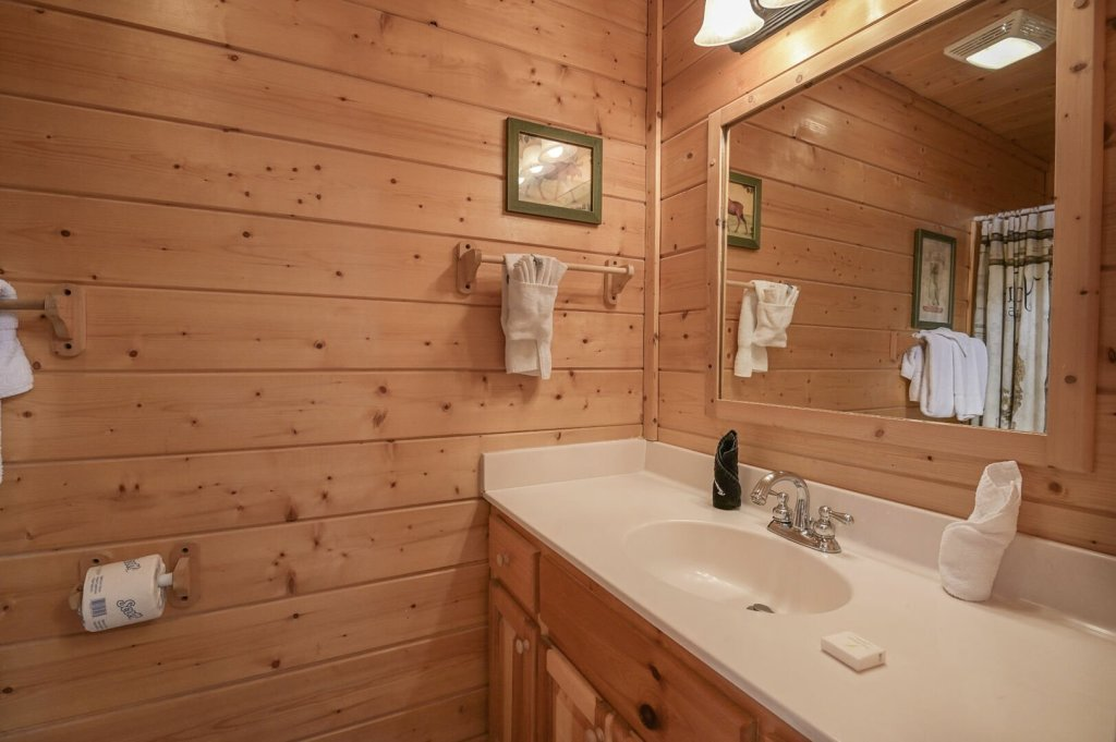 Photo of a Sevierville Cabin named Hillside Retreat - This is the twenty-first photo in the set.