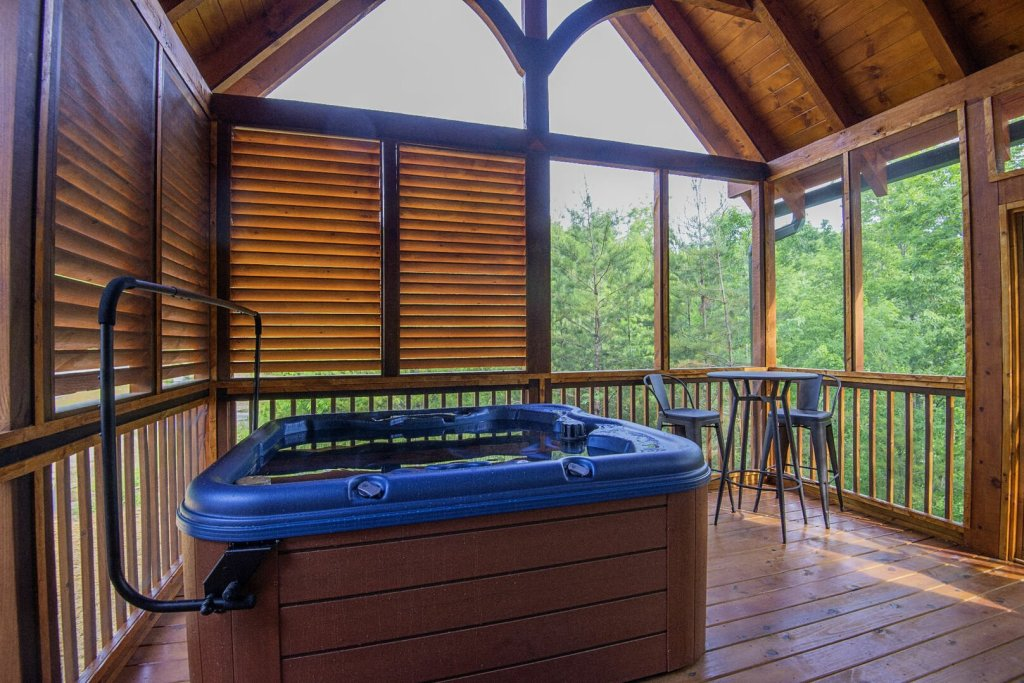 Photo of a Sevierville Cabin named  Best Days - This is the nineteenth photo in the set.