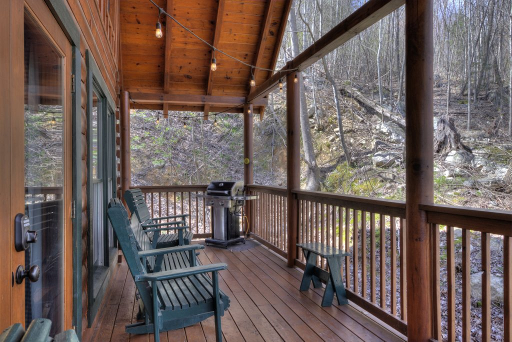 Photo of a Pigeon Forge Cabin named Sunrise To Stardust - This is the seventh photo in the set.