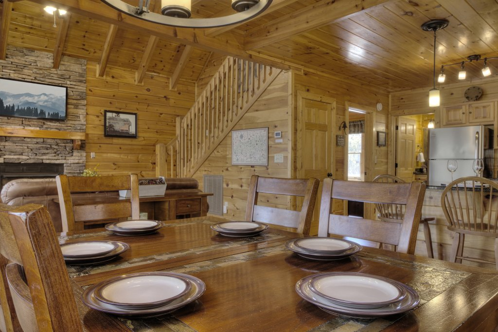 Photo of a Pigeon Forge Cabin named Sunrise To Stardust - This is the fifty-fifth photo in the set.