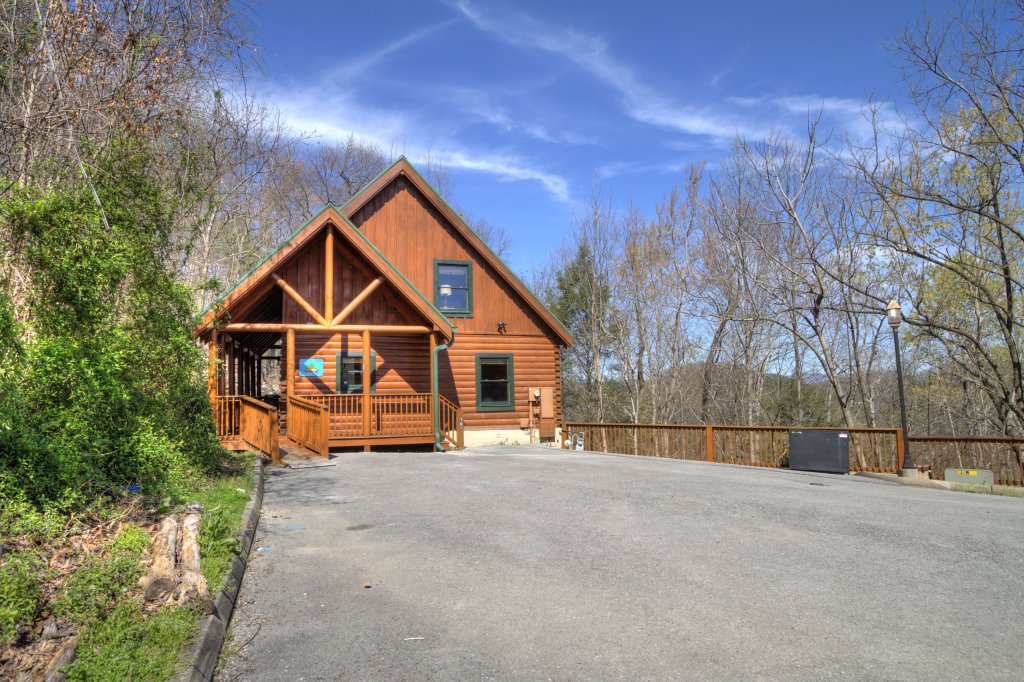 Photo of a Pigeon Forge Cabin named Sunrise To Stardust - This is the sixty-second photo in the set.