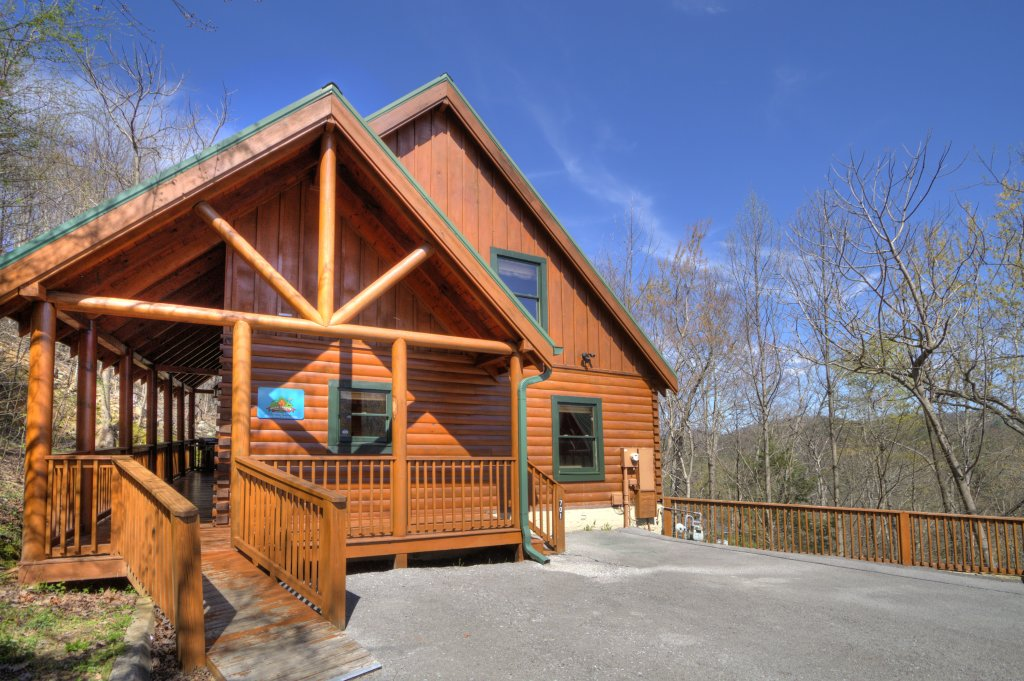 Photo of a Pigeon Forge Cabin named Sunrise To Stardust - This is the sixtieth photo in the set.