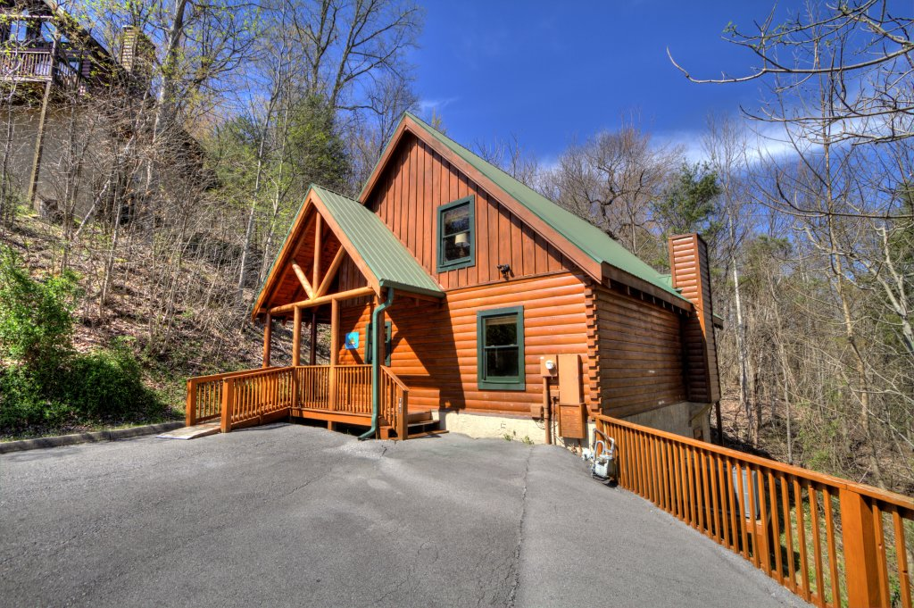 Photo of a Pigeon Forge Cabin named Sunrise To Stardust - This is the sixty-first photo in the set.