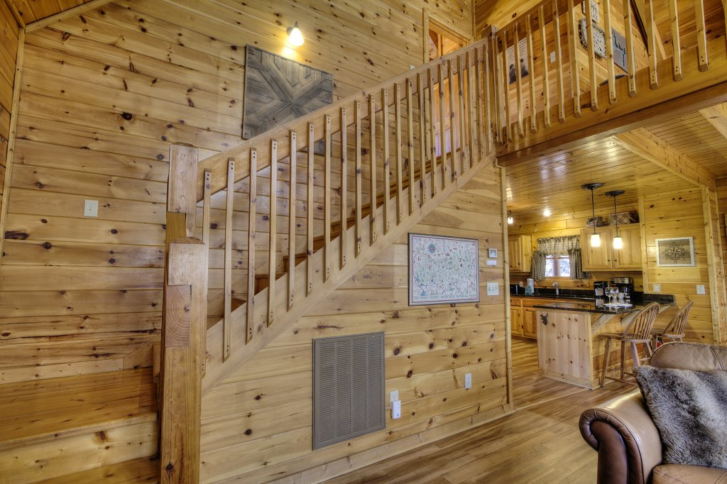 Photo of a Pigeon Forge Cabin named Sunrise To Stardust - This is the fifty-fourth photo in the set.