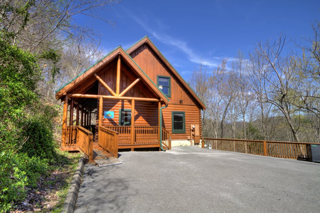 Photo of a Pigeon Forge Cabin named Sunrise To Stardust - This is the sixty-third photo in the set.