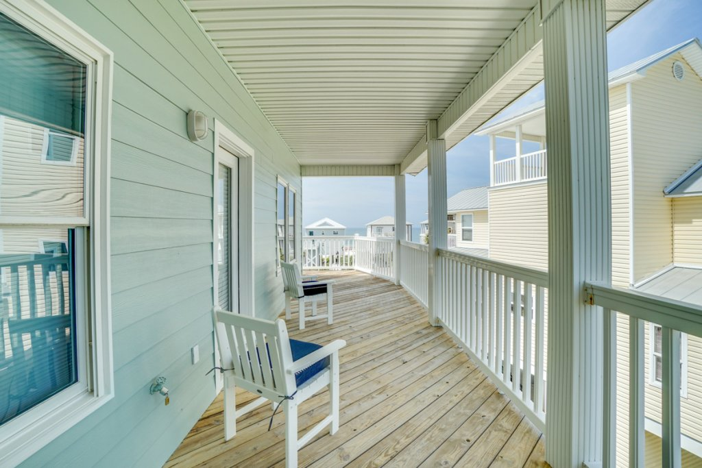 Photo of a Cape San Blas House named The Beech House - This is the second photo in the set.