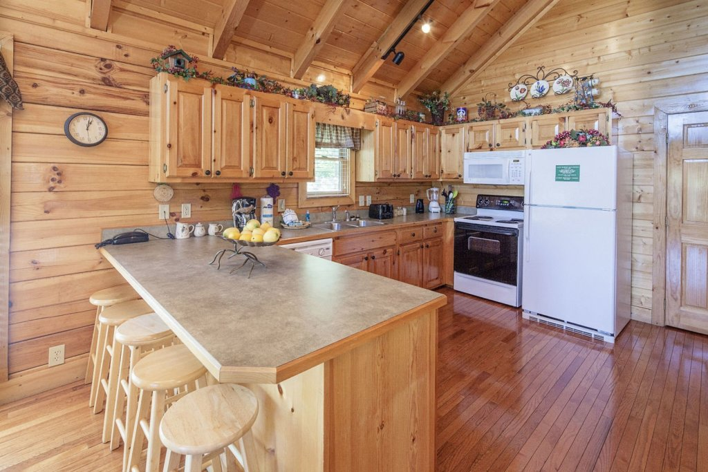 Photo of a Sevierville Cabin named  Absolute Paradise - This is the seventh photo in the set.