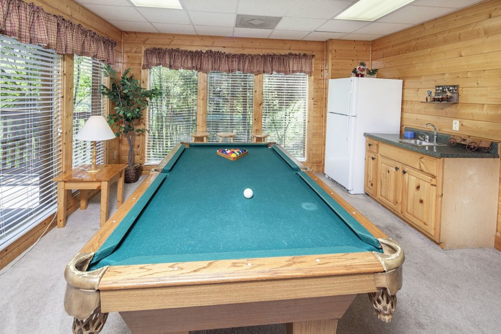 Photo of a Sevierville Cabin named  Absolute Paradise - This is the tenth photo in the set.