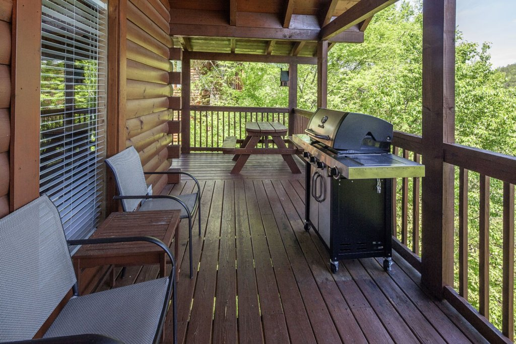 Photo of a Sevierville Cabin named  Absolute Paradise - This is the nineteenth photo in the set.