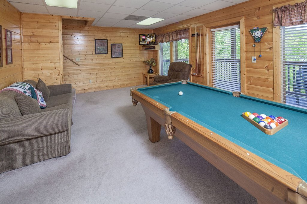 Photo of a Sevierville Cabin named  Absolute Paradise - This is the ninth photo in the set.