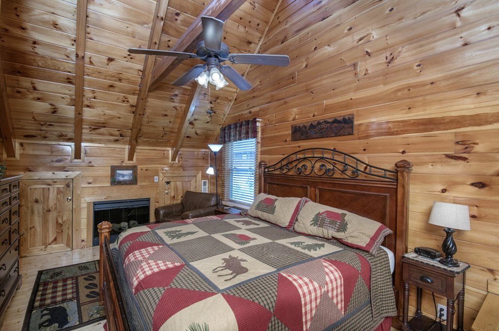 Photo of a Pigeon Forge Cabin named Majestic Mountain View - This is the thirty-third photo in the set.