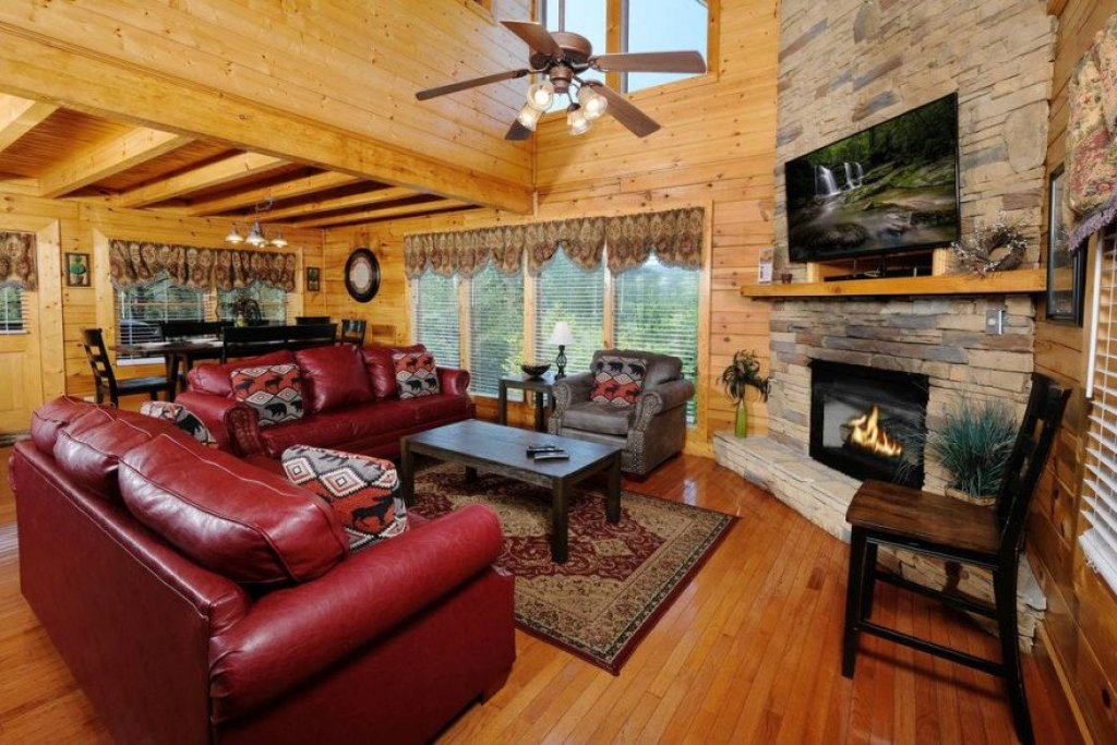 Photo of a Sevierville Cabin named  Heavenly View - This is the sixth photo in the set.
